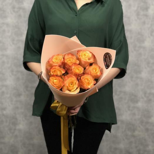 Закат: букеты цветов на заказ Flowwow