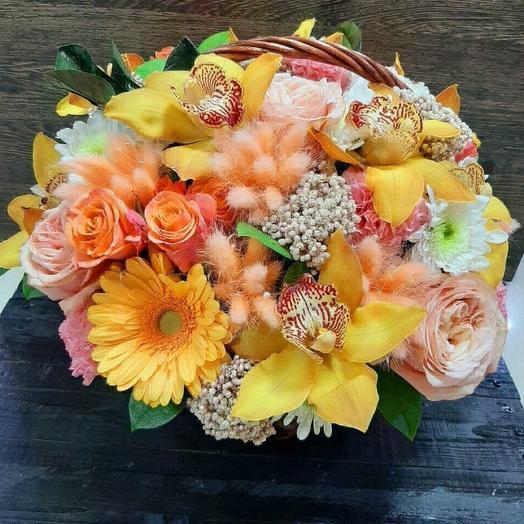 Восход солнца: букеты цветов на заказ Flowwow