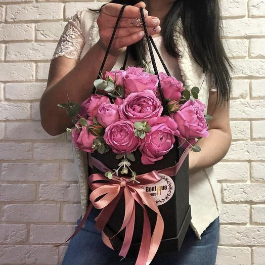 Misty box: букеты цветов на заказ Flowwow