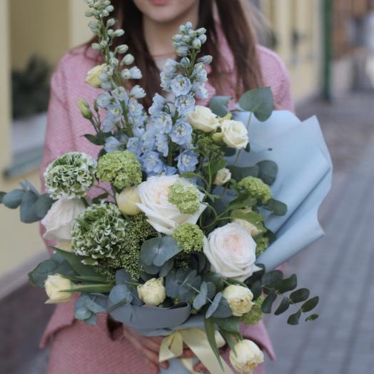 """Красивый букет цветов для Любимой """"Амелия"""""""
