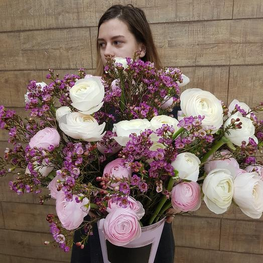 Шикарнейший букет для самой любимой и дорогой: букеты цветов на заказ Flowwow