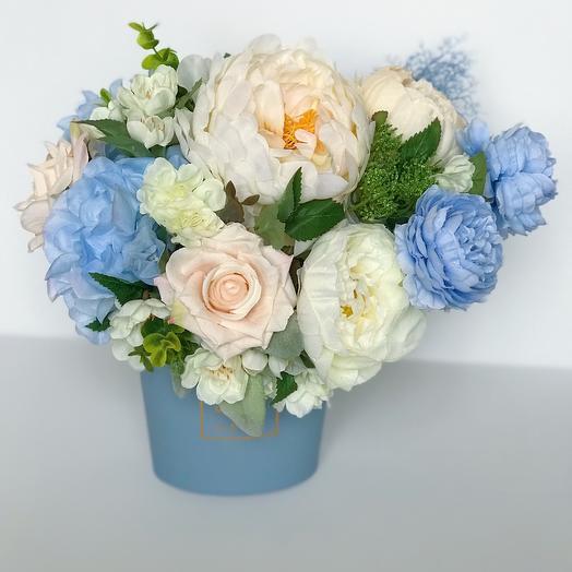Композиция Аврора: букеты цветов на заказ Flowwow