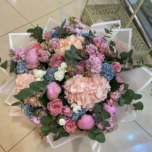 0106 Розовый муар