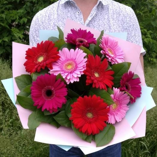 Летняя мечта: букеты цветов на заказ Flowwow