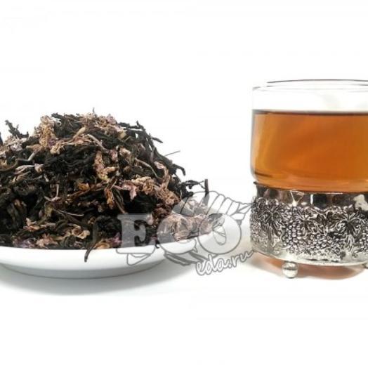 Иван-чай Иван-чай чёрный листовой с цветами, 50 г