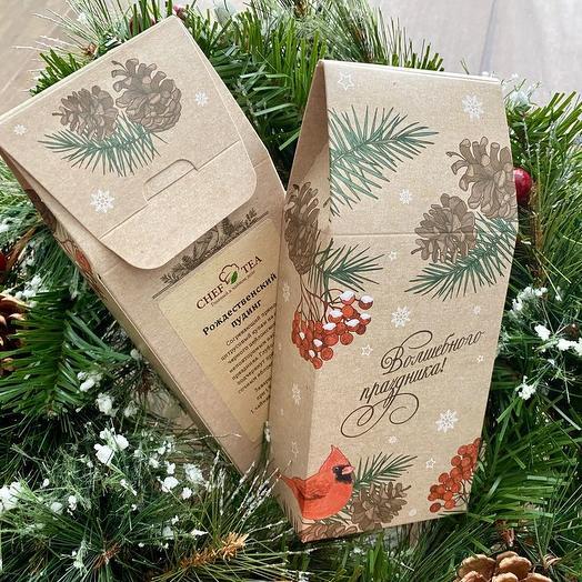 """Подарочный чай """"Волшебного праздника"""""""