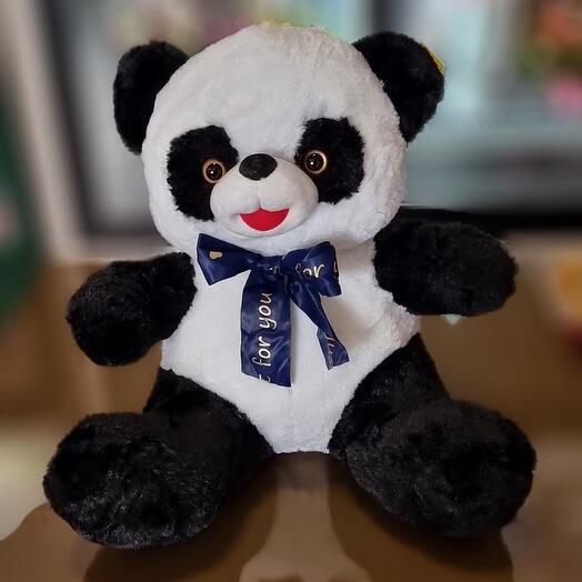 Панда маленька
