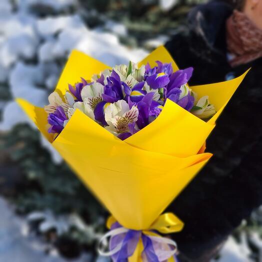 "Bouquet "" breath of spring"""