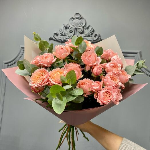 Букет премиальных роз «Джульетта»
