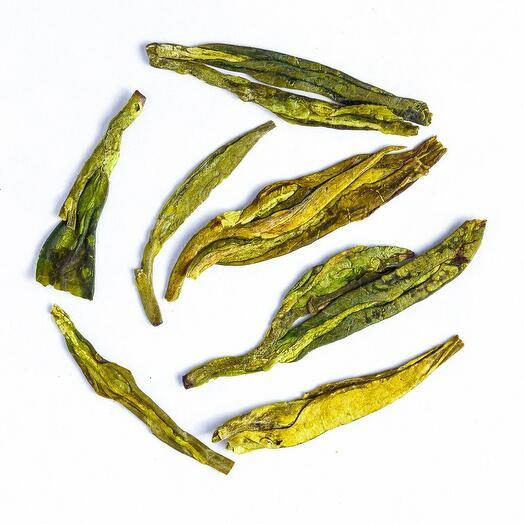 """Зелёный чай """"Лун Цзин"""" (колодец дракона) 50 гр"""