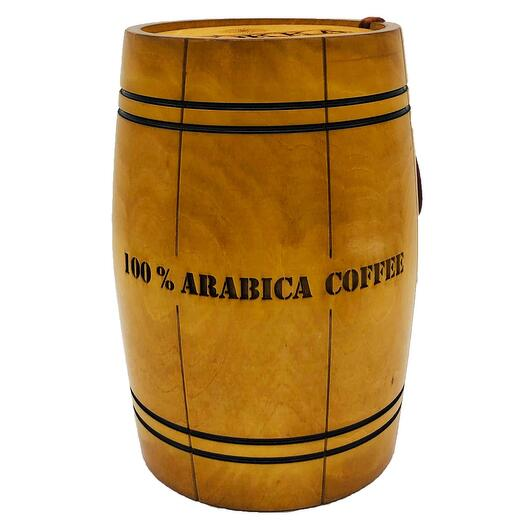 Кофе Haven Куба Серрано Лавадо 200 г в деревянном бочонке