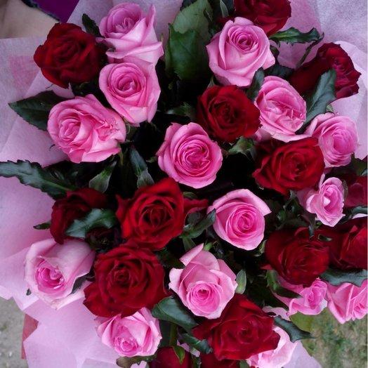 Искра: букеты цветов на заказ Flowwow