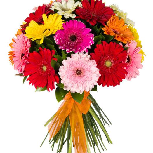 Букет Фейерверк: букеты цветов на заказ Flowwow