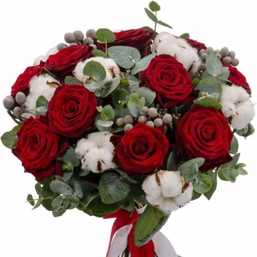 Лучший подарок: букеты цветов на заказ Flowwow
