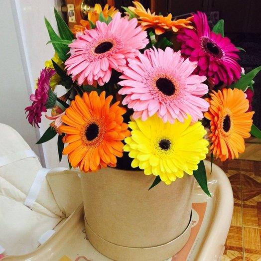 Композиция Лучи Солнца: букеты цветов на заказ Flowwow