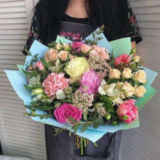 Выше радуги: букеты цветов на заказ Flowwow