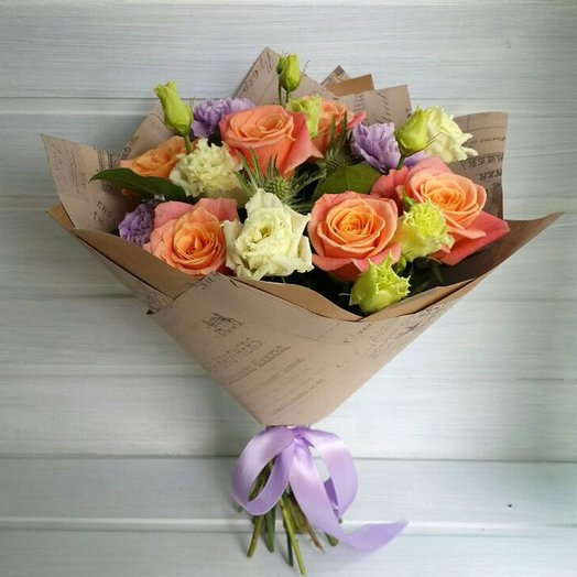 Яна: букеты цветов на заказ Flowwow