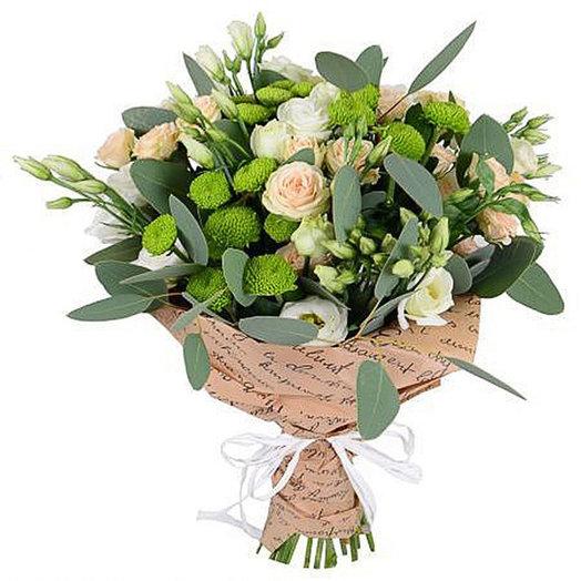 Букет «Изюминка праздника»: букеты цветов на заказ Flowwow