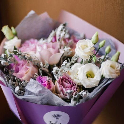Горсточка нежности: букеты цветов на заказ Flowwow