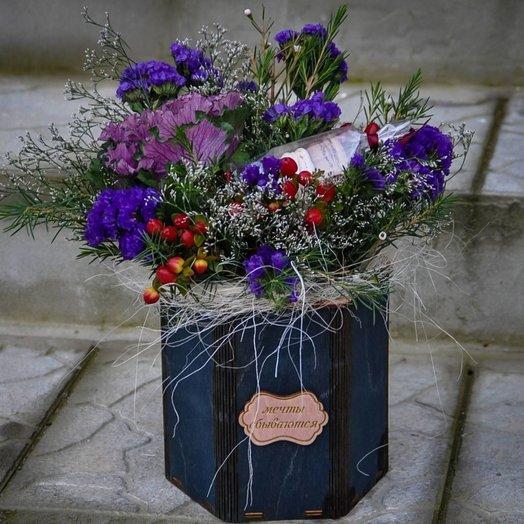 Не как у всех: букеты цветов на заказ Flowwow