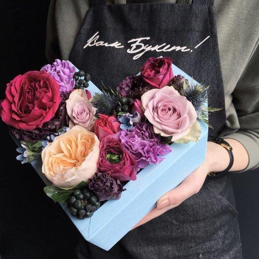 Хранитель сердец: букеты цветов на заказ Flowwow