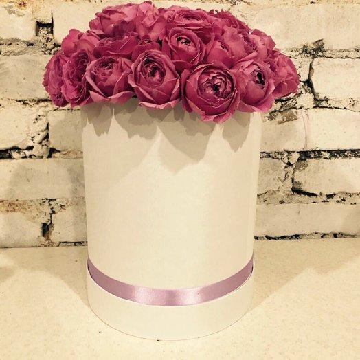 Букет ПАВЛОВА: букеты цветов на заказ Flowwow