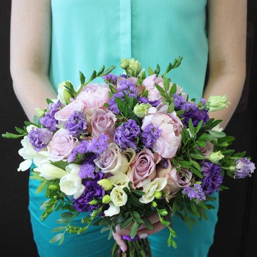 Лесная нимфа 17: букеты цветов на заказ Flowwow