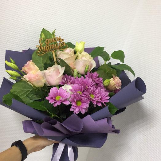 Ко дню учителя: букеты цветов на заказ Flowwow