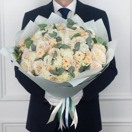 Авторский букет Rossi: букеты цветов на заказ Flowwow