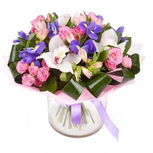 Кокетливое утро: букеты цветов на заказ Flowwow