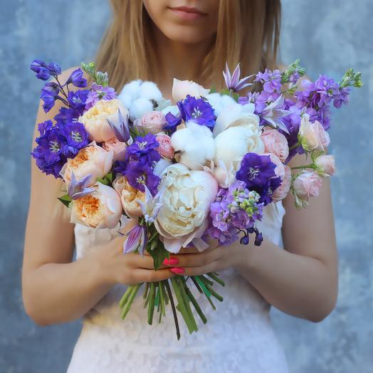 Букет невесты 04: букеты цветов на заказ Flowwow