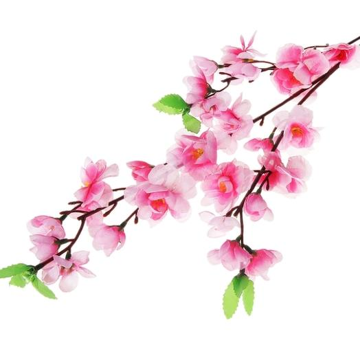 "Цветы искусственные ""Нежная сакура"", цвет микс: букеты цветов на заказ Flowwow"