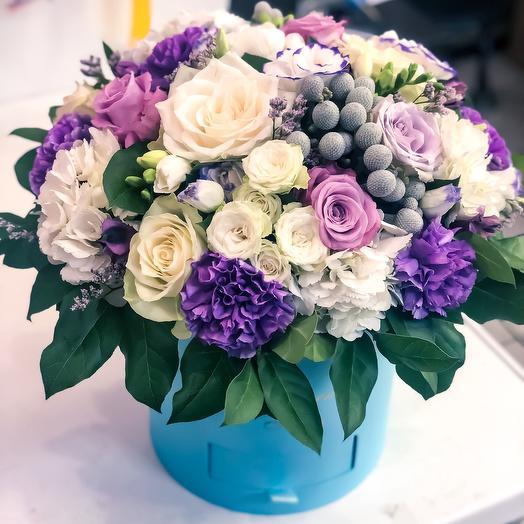 Любовные чары: букеты цветов на заказ Flowwow