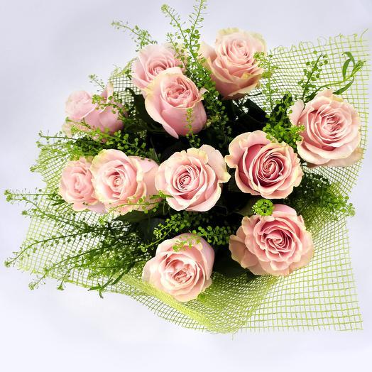 Весенний вальс: букеты цветов на заказ Flowwow