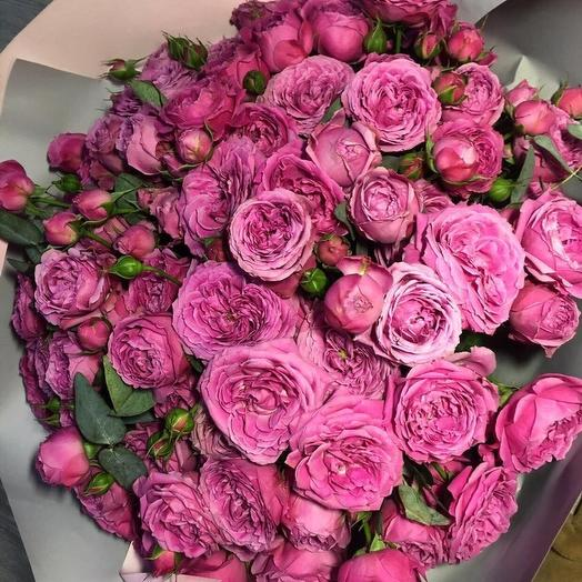 Грациозная: букеты цветов на заказ Flowwow