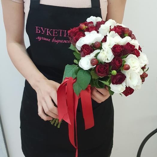 Букет номер 7: букеты цветов на заказ Flowwow