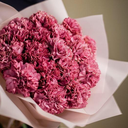 Ягодный мусс: букеты цветов на заказ Flowwow