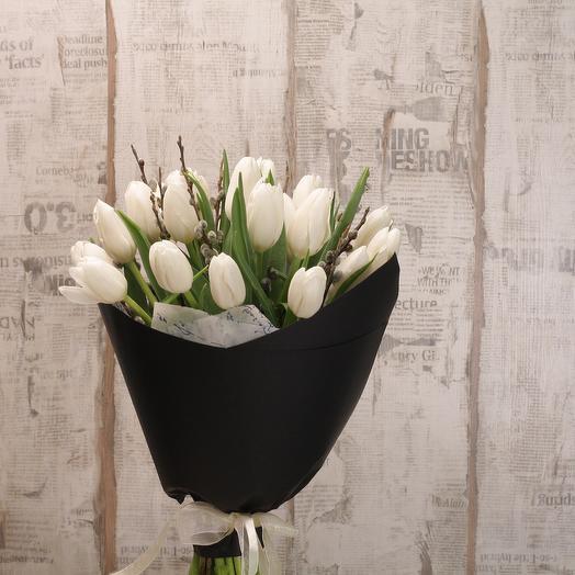 «Платье мечты»: букеты цветов на заказ Flowwow