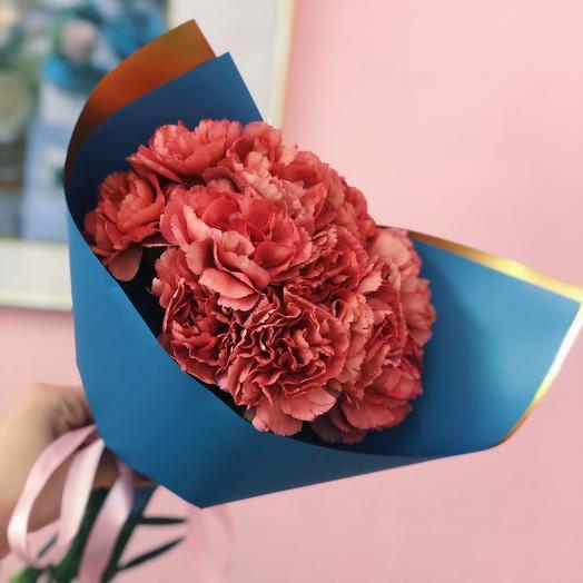 Букет 155: букеты цветов на заказ Flowwow