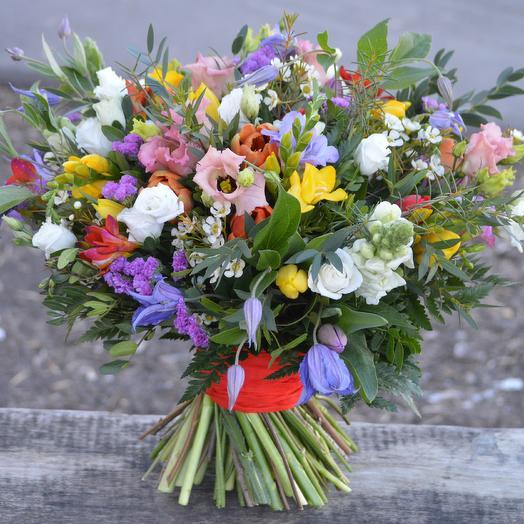 Таймс-сквер: букеты цветов на заказ Flowwow