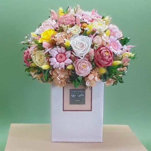 Ароматное лето: букеты цветов на заказ Flowwow
