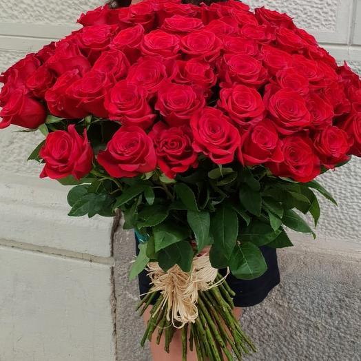 51красная роза