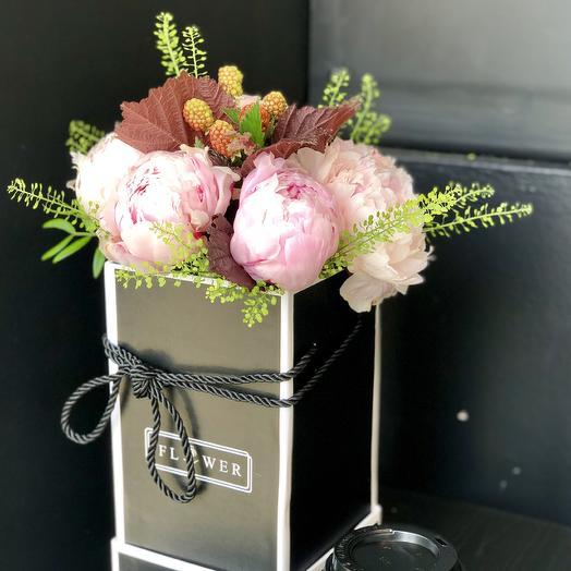 Стиль и красотка: букеты цветов на заказ Flowwow