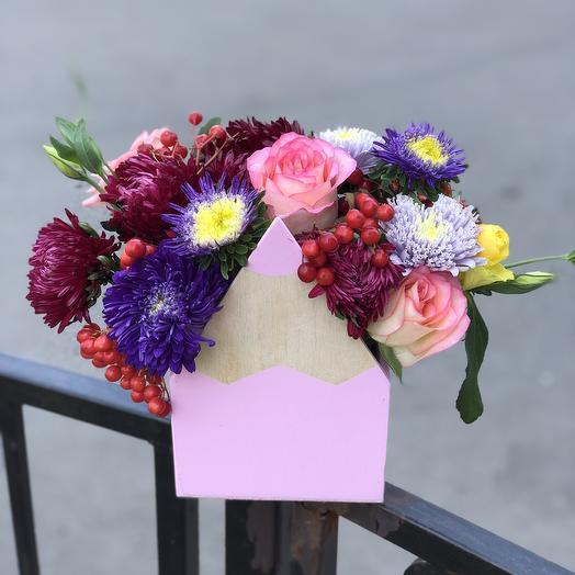 На 1 сентября: букеты цветов на заказ Flowwow