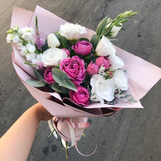 0999: букеты цветов на заказ Flowwow