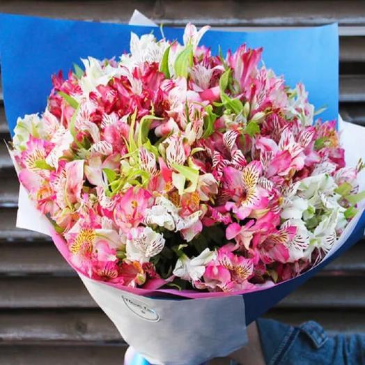 Долгажданная встреча: букеты цветов на заказ Flowwow