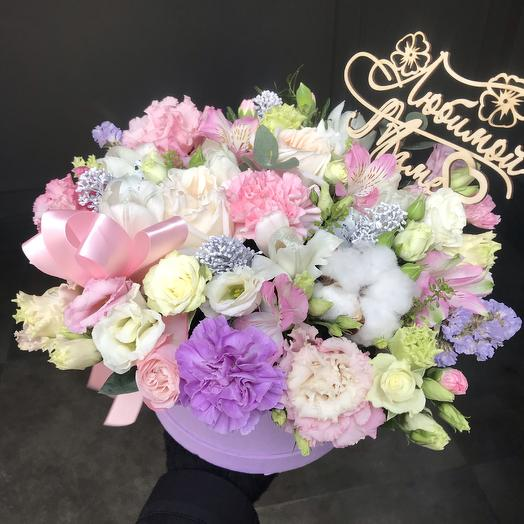 Для мамочки ️: букеты цветов на заказ Flowwow
