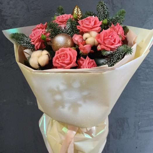 New year: букеты цветов на заказ Flowwow