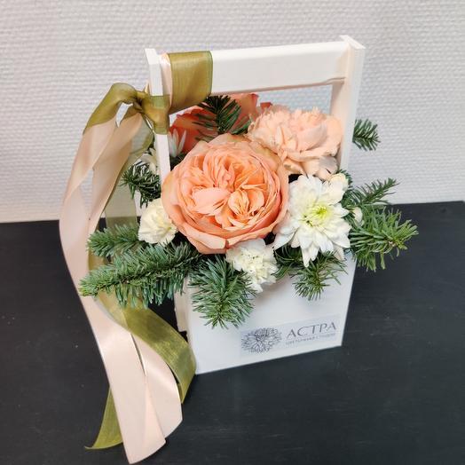 Букет 84: букеты цветов на заказ Flowwow