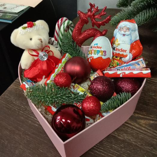 Новогодний подарочек 7